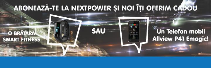 NextGen te premiaza daca te abonezi la minim un serviciu de internet NEXTPOWER!