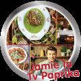 Jamie la TV Paprika